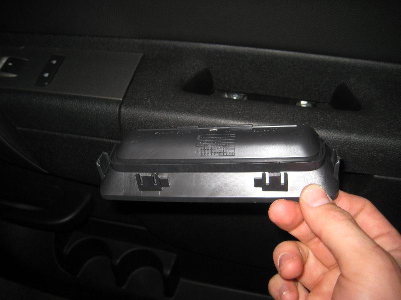 Chevrolet Silverado Interior Door Panel Removal Guide 004