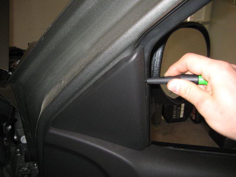 Chevrolet Silverado Interior Door Panel Removal Guide 023