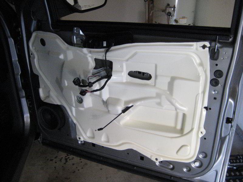 Chevrolet Silverado Interior Door Panel Removal Guide 043