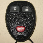GM Chevy Silverado Key Fob Battery Replacement Guide