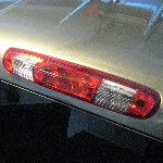 Chevrolet Silverado Third Brake Light Bulbs Replacement Guide