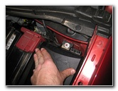 Chevrolet Sonic Electrical Fuse Replacement Guide - 2012 To