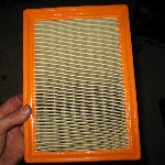 GM Chevrolet Sonic 1.8L Engine Air Filter Replacement Guide