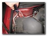 Chevrolet Sonic 1 8l Engine Air Filter Replacement Guide