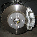 GM Chevrolet Sonic Front Brake Pads Replacement Guide