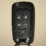 GM Chevrolet Sonic Key Fob Battery Replacement Guide