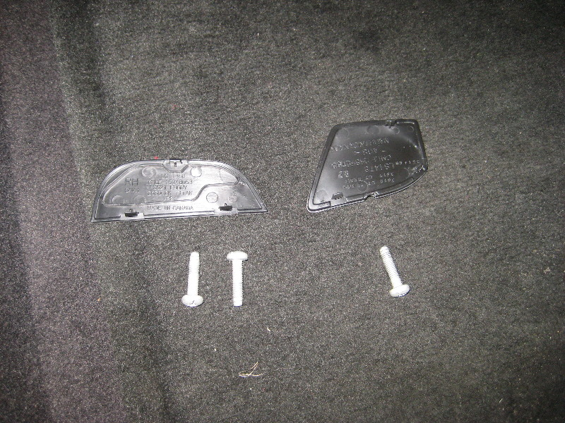How To Remove The Interior Door Panels Of A 2009 2012 GM Chevy