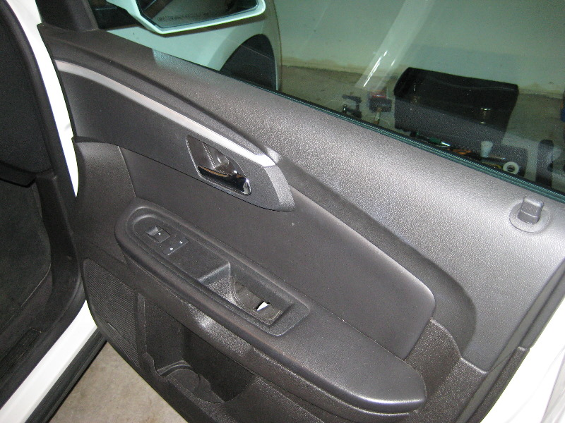 2012 chevrolet traverse control panel remove gm. Black Bedroom Furniture Sets. Home Design Ideas