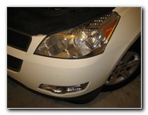 GM Chevy Traverse Headlight Bulbs Replacement Guide