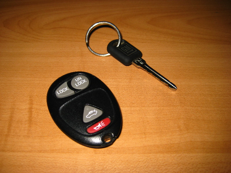 Gm Key Fob Remote Control Battery Replacement Guide Html