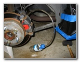 GM Brake Line Fluid Bleeding Guide