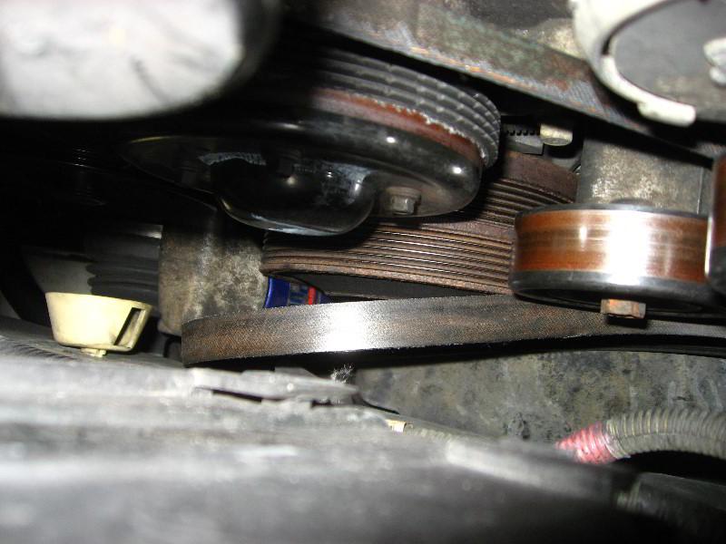 gm 3800 ii supercharger belt replacement guide 033. Black Bedroom Furniture Sets. Home Design Ideas