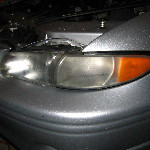 GM Pontiac Grand Prix Headlight Bulb Replacement Guide