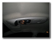 Pontiac Grand Prix Overhead Map Light Bulbs