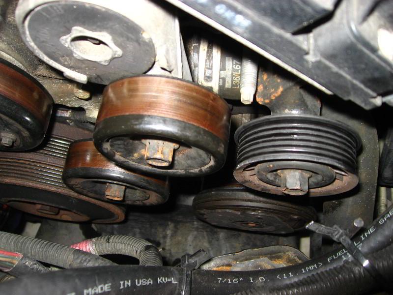 Gm 3800 Series 3 Belt Replacement
