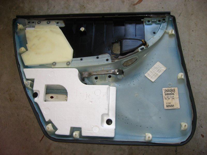 Gm Window Motor Regulator Replacement 013