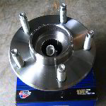 Wheel Bearing Hub Assembly Replacement Guide - General Motors Cars