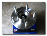 GM Wheel Bearing Hub Replacement Guide