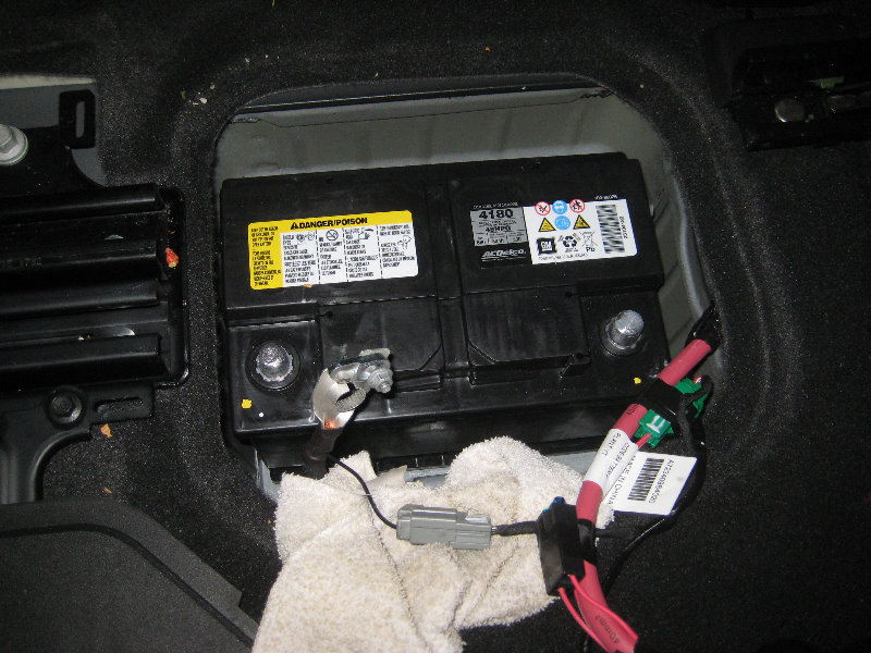 battery location buick enclave  battery  get free image