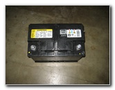 2007-2016 GMC Acadia 12V Automotive Battery Replacement Guide