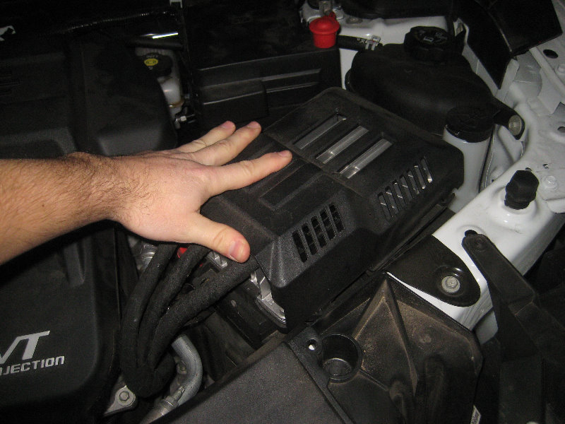 Gmc Terrain V Automotive Battery Replacement Guide on 2010 Gmc Terrain Engine