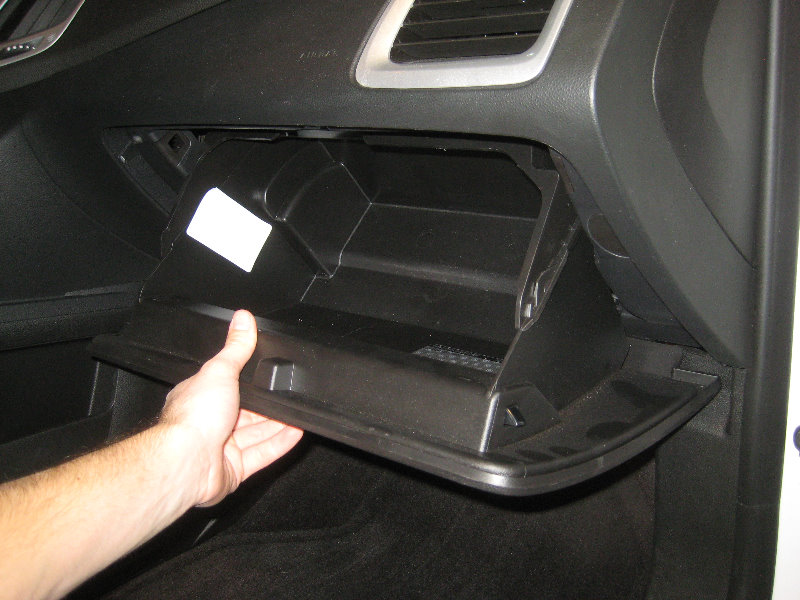 2010 2016 GMC Terrain Cabin Air Filter Replacement Guide 022on Cabin Air Filter Location
