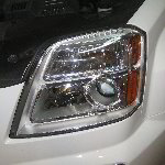 2010-2016 GMC Terrain Headlight Bulbs Replacement Guide