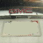 2010-2016 GMC Terrain License Plate Light Bulbs Replacement Guide