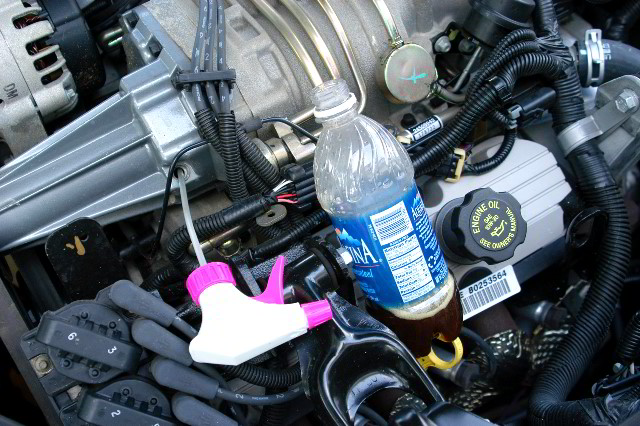 Controllo compressore GTP-Supercharger-Oil-Change-06