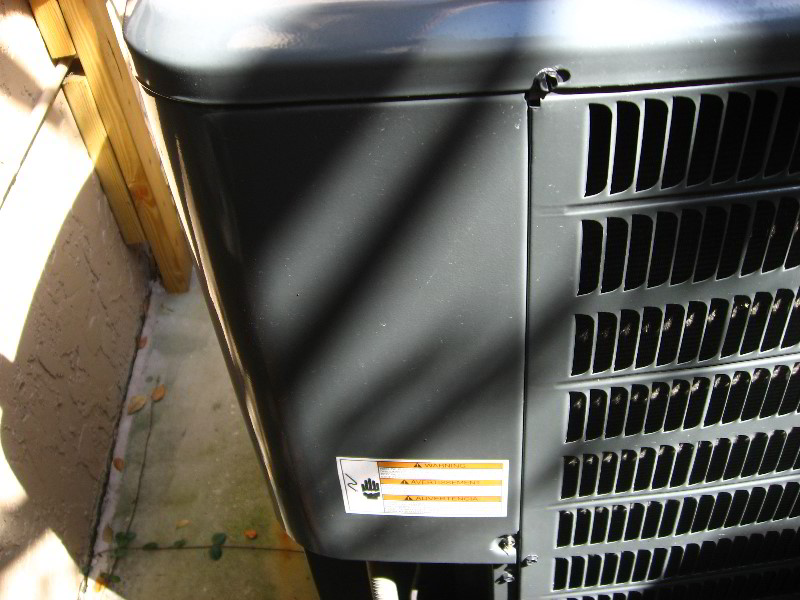 Replacing Capacitor On Goodman Ac Unit 28 Images Hvac