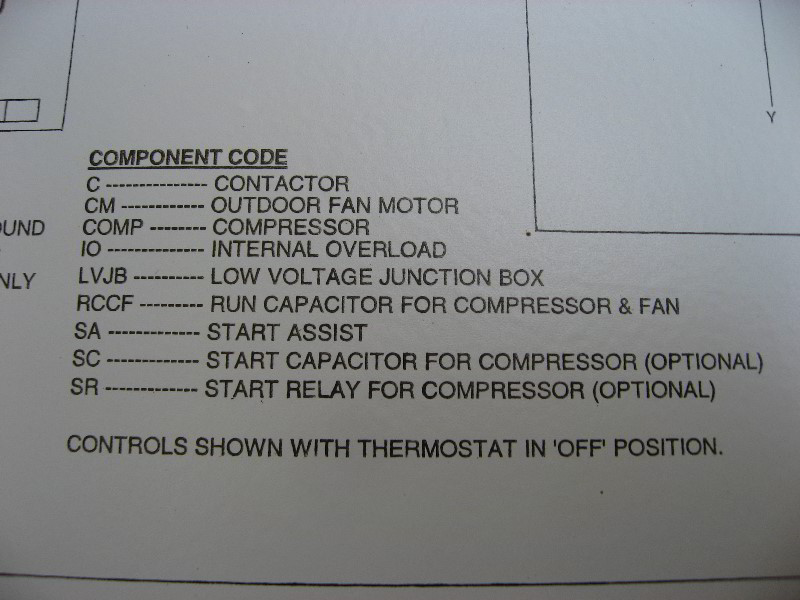 HVAC  bo Start Capacitor Replacement Instructions 010 as well 72537 Design Your Own Home Wiring Layouts With These Basic Diagrams moreover Goodman HVAC Condenser Dual Run Capacitor Replacement Guide 021 moreover Digital Capacitor Tester  MM2705 moreover Goodman Blower Motor Wiring Diagram. on hvac capacitor