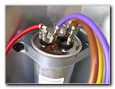 goodman hvac condenser dual run capacitor replacement ... dual run capacitor wiring diagram goodman run capacitor wiring diagram free download