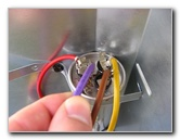 round dual run cap, goodman-hvac-condenser-dual-run-capacitor -replacement-guide-