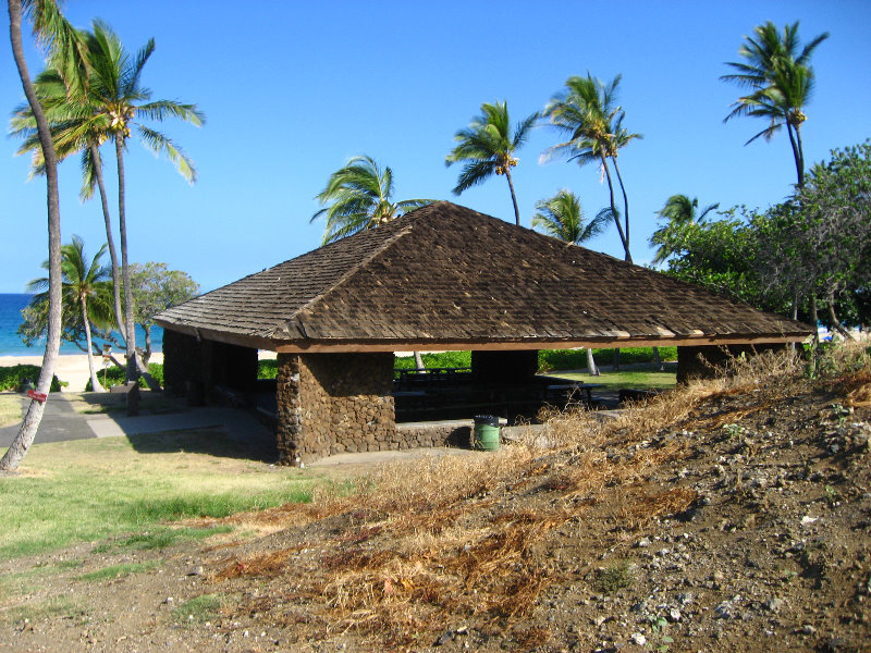 Hapuna beach cabins for Big island cabins