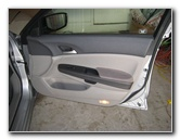 Honda Accord Interior Door Panel Removal Guide