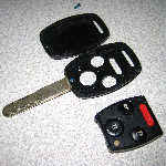 Honda Accord Key Fob Remote Repair Guide