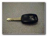 Honda Accord Key Fob Remote Control Battery Cleaning