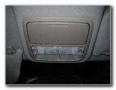 Replacing Map Light In 2012 Honda Accord Autos Post