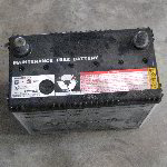 Honda CR-V 12V Automotive Battery Replacement Guide