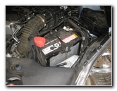 Honda CR-V 12V Automotive Battery Replacement Guide - 2007 To 2011 Model Years - Picture ...