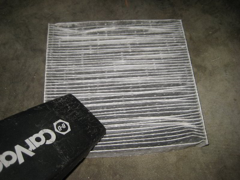 Honda Cr V Cabin Air Filter Replacement Guide 016