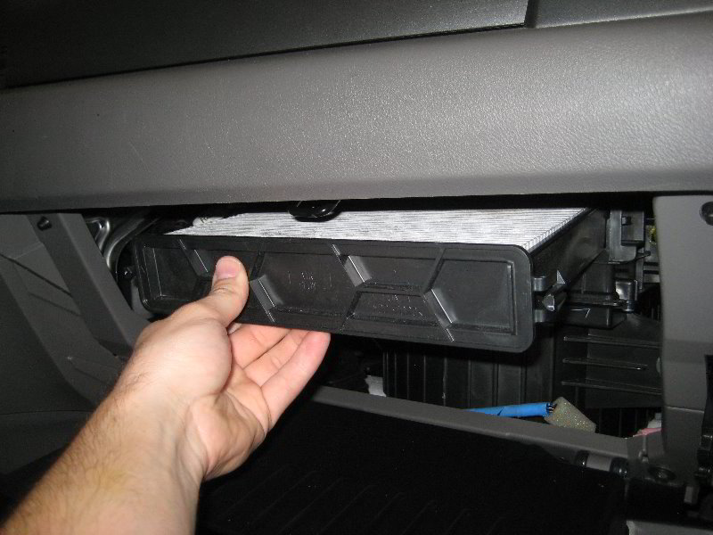 Honda Cr V Cabin Air Filter Replacement Guide 020