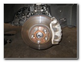 Honda CR-V Front Brake Pads Replacement Guide