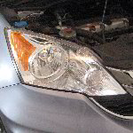 Honda CR-V Headlight Bulbs Replacement Guide