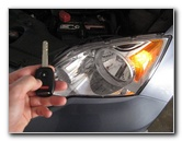 Honda CR-V Key Fob Battery Replacement Guide