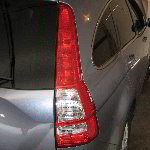 Honda CR-V Tail Light Bulbs Replacement Guide