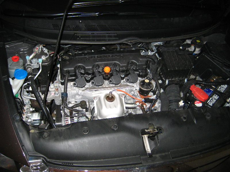2012 honda civic oil change schedule for Motor oil guide for cars