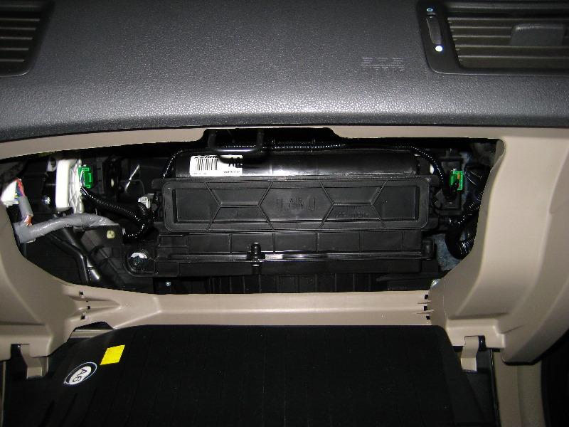 2006 honda civic cabin air filter replacement  2006  free