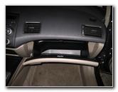Honda civic a c cabin air filter element cleaning for 2009 honda odyssey cabin air filter