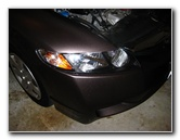 Honda Civic Headlight Bulbs Replacement Guide
